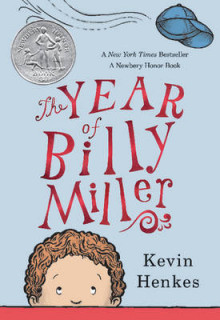 The Year of Billy Miller av Kevin Henkes (Heftet)