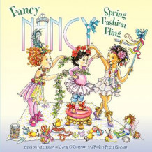 Fancy Nancy: Spring Fashion Fling av Jane O'Connor (Heftet)