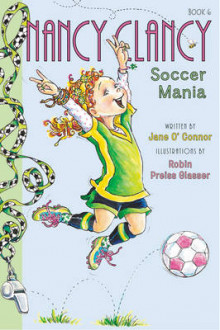 Fancy Nancy: Nancy Clancy, Soccer Mania av Jane O'Connor (Heftet)