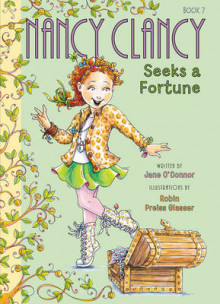 Fancy Nancy: Nancy Clancy Seeks a Fortune av Jane O'Connor (Heftet)