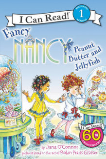 Fancy Nancy: Peanut Butter and Jellyfish av Jane O'Connor (Heftet)