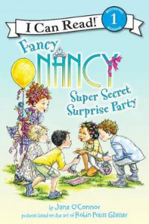 Fancy Nancy: Super Secret Surprise Party av Jane O'Connor (Heftet)