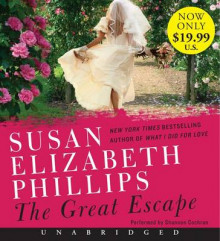 The Great Escape av Susan Elizabeth Phillips (Lydbok-CD)