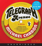 Telegraph Avenue av Michael Chabon (Lydbok-CD)