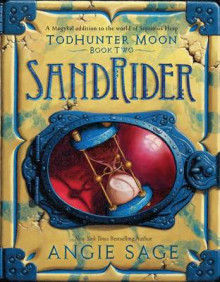 Todhunter Moon, Book Two: Sandrider av Angie Sage (Heftet)