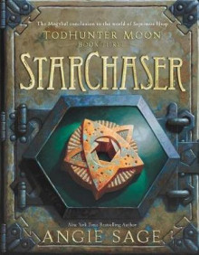 Todhunter Moon, Book Three: Starchaser av Angie Sage (Heftet)