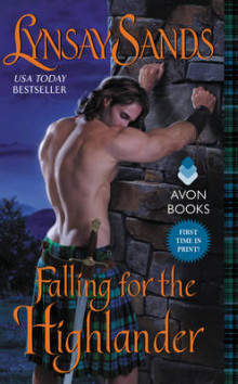 Falling for the Highlander av Lynsay Sands (Heftet)