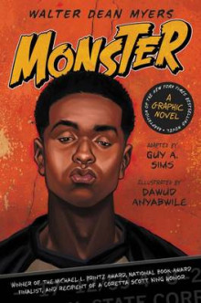 Monster: A Graphic Novel av Walter Dean Myers og Guy A Sims (Innbundet)