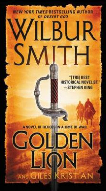 Golden Lion av Wilbur Smith og Giles Kristian (Heftet)