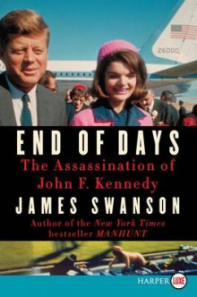 End of Days av James L Swanson (Heftet)