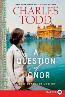 A Question of Honour (Large Print) av Charles Todd (Heftet)
