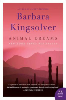 Animal Dreams av Barbara Kingsolver (Heftet)