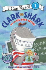 Omslag - Clark The Shark And The Big Book Report