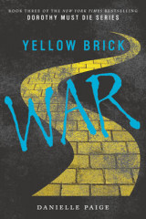 Omslag - Yellow Brick War