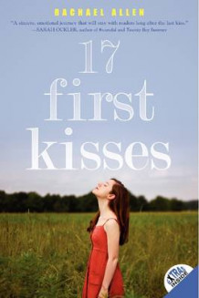 17 First Kisses av Rachael Allen (Heftet)