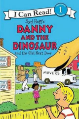Omslag - Danny and the Dinosaur and the Girl Next Door
