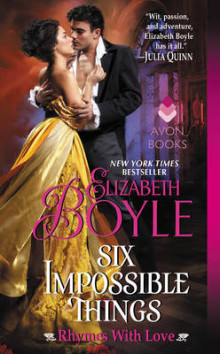 Six Impossible Things av Elizabeth Boyle (Heftet)