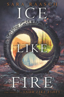 Ice Like Fire av Sara Raasch (Innbundet)