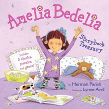 Amelia Bedelia Storybook Treasury av Herman Parish (Innbundet)