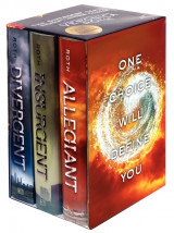 Omslag - Divergent series boxed set