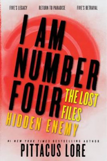 I Am Number Four: The Lost Files: Hidden Enemy av Pittacus Lore (Heftet)