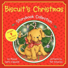 Biscuit's Christmas Storybook Collection av Alyssa Satin Capucilli (Innbundet)