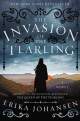 Omslag - The Invasion of the Tearling