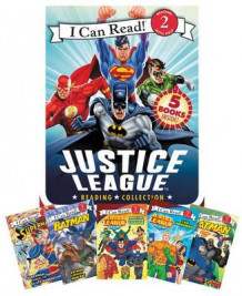 Justice League Reading Collection (Heftet)