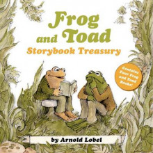 Frog and Toad Storybook Treasury av Arnold Lobel (Innbundet)