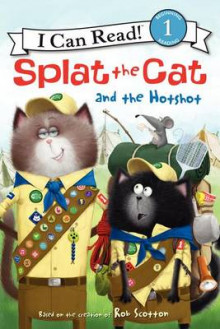 Splat the Cat and the Hotshot av Laura Driscoll (Heftet)