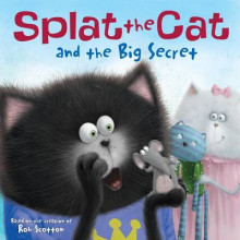 Splat the Cat and the Big Secret av Rob Scotton (Heftet)