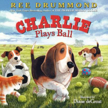 Charlie Plays Ball av Ree Drummond (Innbundet)