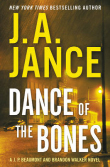Dance of the Bones av J. A. Jance (Innbundet)
