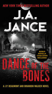 Dance of the Bones av J. A. Jance (Heftet)