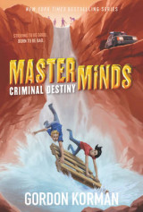 Omslag - Masterminds: Criminal Destiny