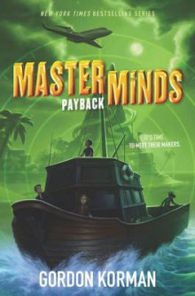 Masterminds: Payback av Gordon Korman (Innbundet)