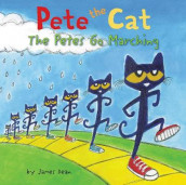 Pete The Cat av James Dean (Innbundet)