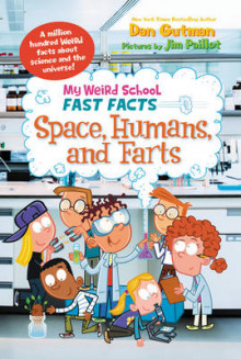 My Weird School Fast Facts: Space, Humans, and Farts av Dan Gutman (Heftet)