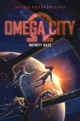 Omslag - Omega City: Infinity Base