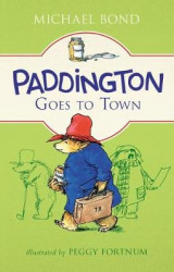 Omslag - Paddington Goes to Town
