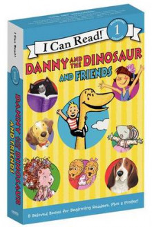 Danny and the Dinosaur and Friends: Level One Box Set av Jan Berenstain, Ree Drummond, Grace Gilman, Kevin Henkes, Syd Hoff, Jane O'Connor, Herman Parish og Rob Scotton (Heftet)