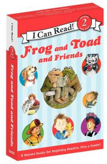 Frog and Toad and Friends Box Set av Various, Jeff Brown, John Grogan, Catherine Hapka, Russell Hoban, Katharine Kenah, Arnold Lobel og Peggy Parish (Heftet)
