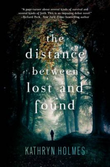 The Distance Between Lost and Found av Kathryn Holmes (Innbundet)
