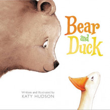 Bear and Duck av Katy Hudson (Innbundet)
