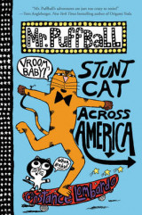 Omslag - Mr. Puffball: Stunt Cat Across America
