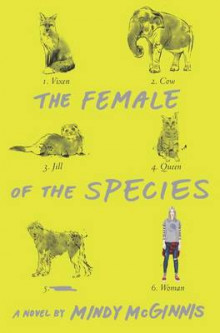 The Female of the Species av Mindy McGinnis (Innbundet)