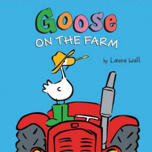 Goose on the Farm av Laura Wall (Innbundet)