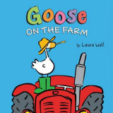 Omslag - Goose on the Farm Board Book