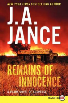 Remains of Innocence av J A Jance (Heftet)