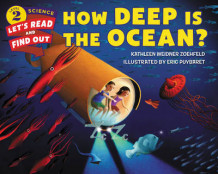 How Deep is the Ocean? av Kathleen Weidner Zoehfeld (Heftet)